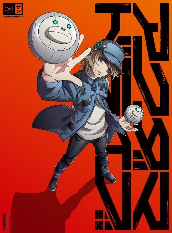【Blu-ray】TV アクダマドライブ 第3巻 初回限定版