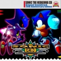 【サウンドトラック】ゲーム SONIC THE HEDGEHOG CD Original Soundtrack 20th Anniversary Editionの画像