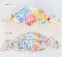 【グッズ-ポーチ】Trignalのキラキラ☆ビートRフェスタ 2020 ONLINE キャンディポーチの画像
