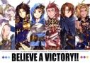 【同人誌】BELIEVE A VICTORY!!の画像