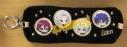 【グッズ-キーホルダー】TVアニメ『あんさんぶるスターズ!』ますこっとプチホルダー Edenの画像
