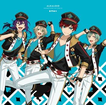 【キャラクターソング】あんさんぶるスターズ!! ユニットソングCD ALKALOID