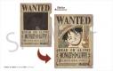 【グッズ-クリアファイル】ワンピース 手配書トリックファイル ルフィの画像