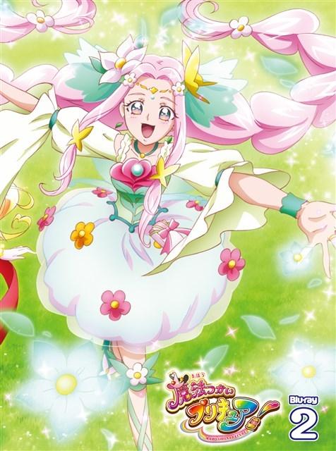 【Blu-ray】TV 魔法つかいプリキュア! Blu-ray Vol.2