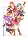 【Blu-ray】TV ぱすてるメモリーズ 第1巻の画像