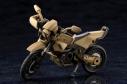 【プラモデル】ヘキサギア オルタナティブ クロスレイダー〈デザートカラーVer.〉 1/24 キットブロックの画像