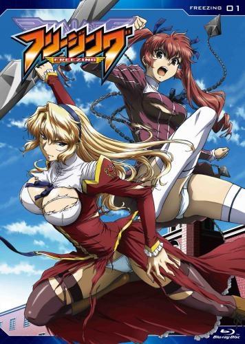 【Blu-ray】TV フリージング Vol.1