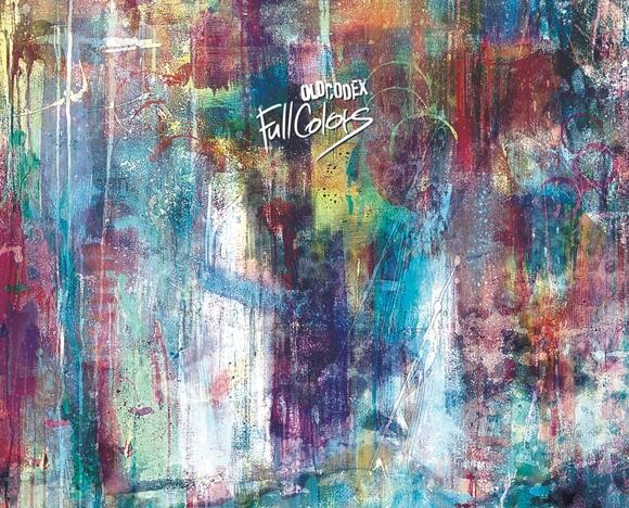 【アルバム】OLDCODEX/Full Colors 初回限定盤
