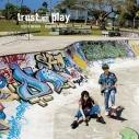 【即売対象】【アルバム】柿原徹也×岡本信彦/Collaboration Mini Album trust and play 通常盤の画像