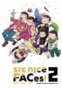 【同人誌】six nice FACes! 2の画像