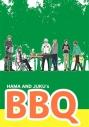 【同人誌】HAMA AND JUKU's BBQの画像