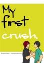 【同人誌】My first crush.の画像