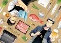 【同人誌】【専売】赤葦さんの食日記の画像