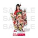 【グッズ-スタンドポップ】亜咲花 成人振袖 アクリルスタンドの画像