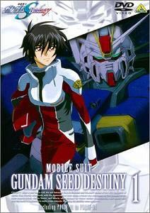 【DVD】TV 機動戦士ガンダムSEED DESTINY Vol.1