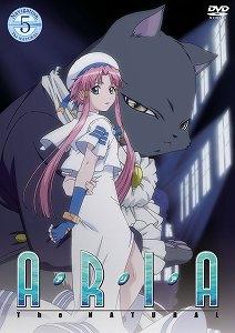 【DVD】TV ARIA-アリア- The NATURAL Navigation.5