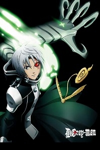 【DVD】TV D.Gray-man 01