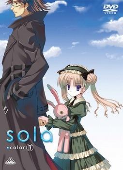 【DVD】TV sola color.IV 初回限定生産