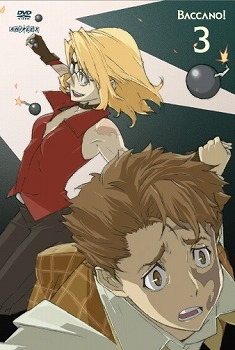 【DVD】TV BACCANO-バッカーノ-! 03