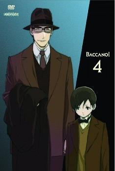 【DVD】TV BACCANO-バッカーノ-! 04