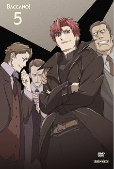 【DVD】TV BACCANO-バッカーノ-! 05