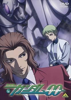 【DVD】TV 機動戦士ガンダム00 6