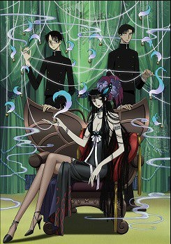 【DVD】TV xxxHOLiC◆継 第一巻