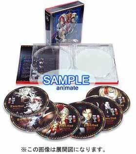 【DVD】TV トリニティブラッド DVD-BOX 1 初回限定生産