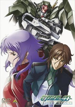 【DVD】TV 機動戦士ガンダム00 セカンドシーズン 第3巻