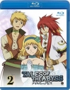 【Blu-ray】TV TALES OF THE ABYSS-テイルズ オブ ジ アビス- 2の画像