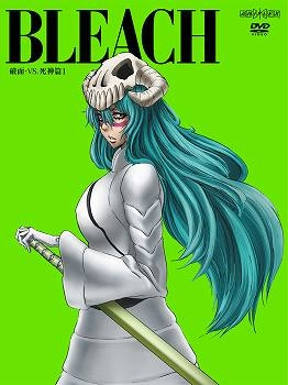 【DVD】TV BLEACH-ブリーチ- 破面・VS.死神篇  1 完全生産限定版