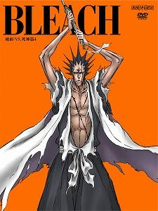 【DVD】TV BLEACH-ブリーチ- 破面・VS.死神篇 4 完全生産限定版
