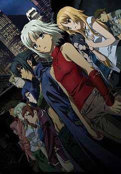 【DVD】TV CANAAN 5