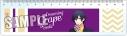 【グッズ-定規】うたの☆プリンスさまっ♪ 定規 Love Pop Candy Ver.「一ノ瀬トキヤ」の画像