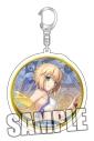 【グッズ-キーホルダー】Fate/Grand Order アクリルキーホルダー「アーチャー/アルトリア・ペンドラゴン」の画像