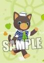 【グッズ-クリアファイル】うたの☆プリンスさまっ♪ PRINCE CAT クリアファイル マリンVer.「ライム」の画像