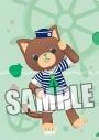【グッズ-クリアファイル】うたの☆プリンスさまっ♪ PRINCE CAT クリアファイル マリンVer.「ヴェルデ」の画像