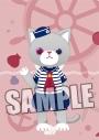 【グッズ-クリアファイル】うたの☆プリンスさまっ♪ PRINCE CAT クリアファイル マリンVer.「グラナータ」の画像