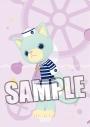 【グッズ-クリアファイル】うたの☆プリンスさまっ♪ PRINCE CAT クリアファイル マリンVer.「リラ」の画像