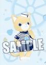 【グッズ-クリアファイル】うたの☆プリンスさまっ♪ PRINCE CAT クリアファイル マリンVer.「アクア」の画像