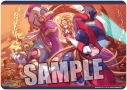 【グッズ-マット】ロックマン ゼロ キャラクター万能ラバーマットの画像