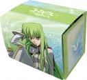 【グッズ-カードケース】キャラクターデッキケースMAX NEO コードギアス 反逆のルルーシュ「C.C.」の画像