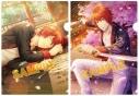 【グッズ-クリアファイル】うたの☆プリンスさまっ♪ Shining Live クリアファイル2枚セット 雪月花Ver.「一十木音也」【アニメイト限定】の画像
