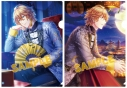 【グッズ-クリアファイル】うたの☆プリンスさまっ♪ Shining Live クリアファイル2枚セット 雪月花Ver.「四ノ宮那月」【アニメイト限定】の画像