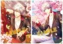 【グッズ-クリアファイル】うたの☆プリンスさまっ♪ Shining Live クリアファイル2枚セット 雪月花Ver.「黒崎蘭丸」【アニメイト限定】の画像