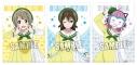 【グッズ-クリアファイル】ラブライブ!虹ヶ咲学園スクールアイドル同好会 クリアファイル3枚セット 1年生の画像