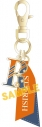【グッズ-チャーム】うたの☆プリンスさまっ♪ バッグチャーム SUPER STAR Ver「神宮寺レン」【アニメイト限定】の画像
