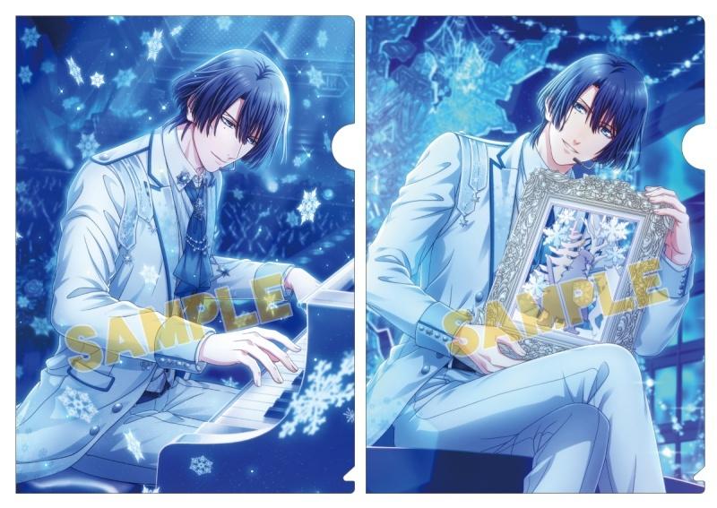 うたの☆プリンスさまっ♪ Shining Live クリアファイル2枚セット Shiny Star Live Ver.「聖川真斗」_0