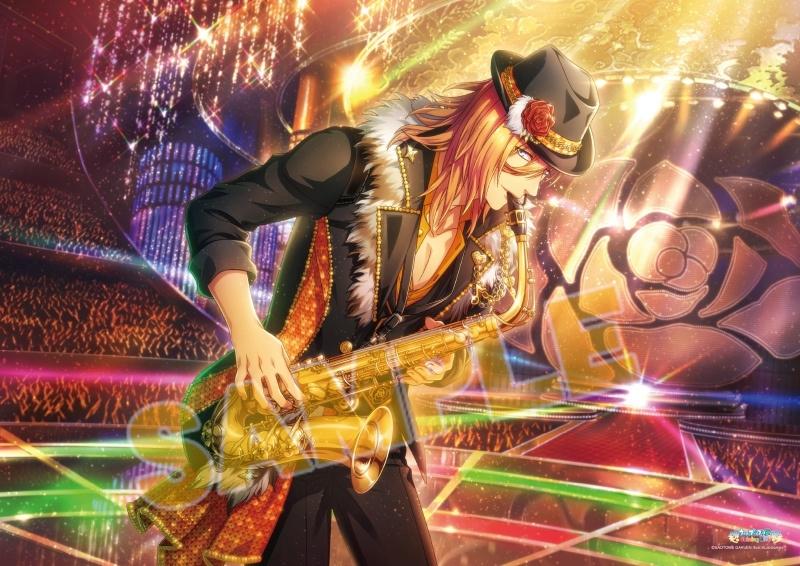 うたの☆プリンスさまっ♪ Shining Live B2サイズ布ポスター Shiny Star Live アナザーショットVer.「神宮寺レン」_0