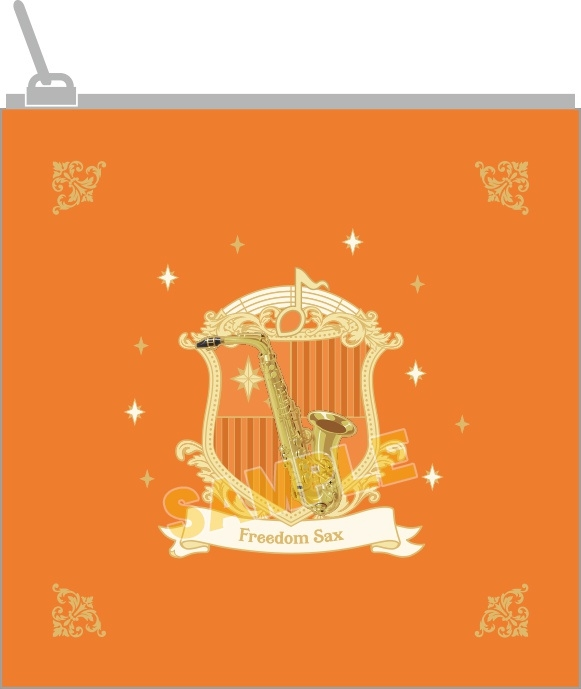 うたの☆プリンスさまっ♪ Shining Live マルチポーチ Shiny Star Live Ver.「神宮寺レン」_0
